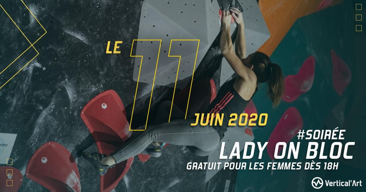 entrée gratuites pour les femmes à Vertical'Art Lyon salle d'escalade de bloc à Lyon - restaurant et bar
