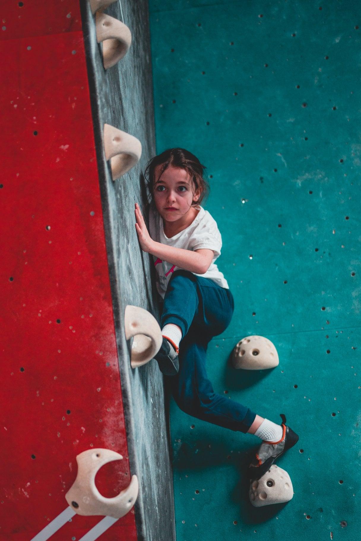 Kids on bloc ce mercredi 21 juillet à Vertical'Art Lyon, venez nombreux